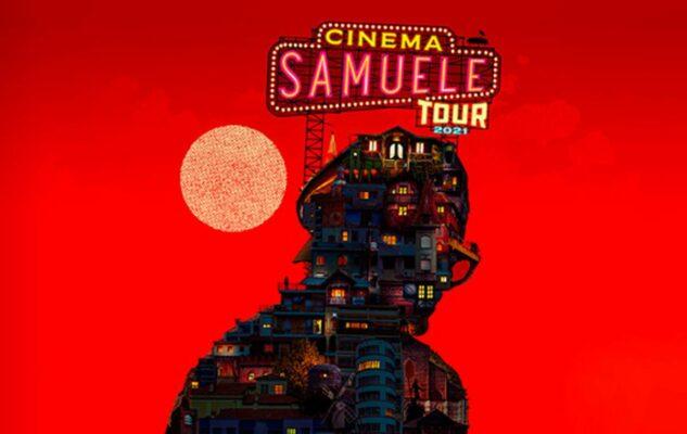 Samuele Bersani a Torino nel 2021: data e biglietti del concerto al Teatro Colosseo