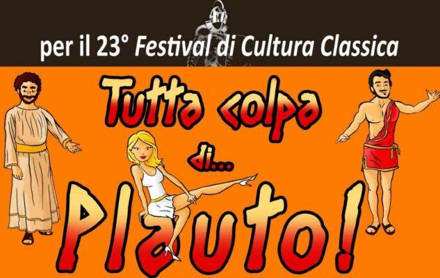Tutta colpa di Plauto: al Teatro Erba di Torino il Festival di Cultura Classica